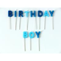 Bougies anniversaire fille ou garon