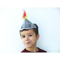 6 casques de chevalier