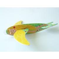 1 planeur fée polystyrène volant
