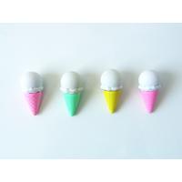 10 petites gommes glace 5 cm