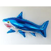 Ballon aluminium requin