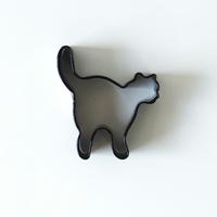 Emporte-pièce chat noir d'Halloween