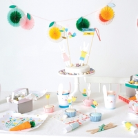 Cake toppers Pâques