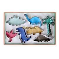 7 emporte-pièces dinosaure