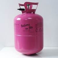 Bouteille helium 0,25 m3