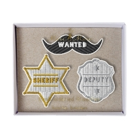 3 broches western