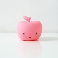 Veilleuse pomme rose