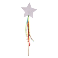 8 baguettes magiques étoile