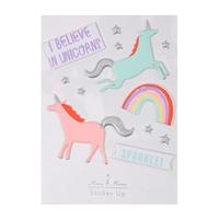 Stickers licorne