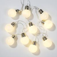 Guirlande guinguette lumière blanche