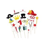 20 accessoires photobooth enfant