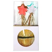 Kit cupcake étoile filante