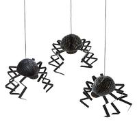 6 araignées alvéolées à suspendre