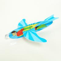 1 planeur super-héros polystyrène volant