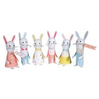 Kit DIY décoration oeufs de Pâques