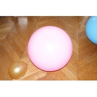 Ballon géant 90 cm latex