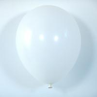 10 ballons de baudruche latex blanc