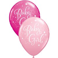 25 ballons baby shower latex