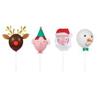 Kit création ballon Noël