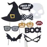 10 accessoires photobooth Halloween