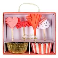 Kit cupcake love