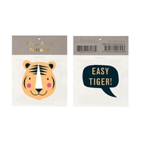 2 tatouages tigre