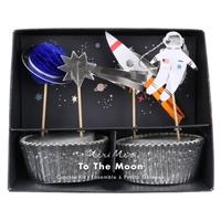 Kit cupcake espace