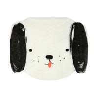 20 serviettes en papier chien