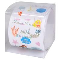 500 mini stickers sirène