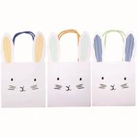 8 sacs cadeaux lapin