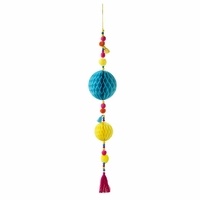 Suspension tassel boho