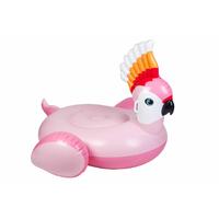 Bouée gonflable perroquet