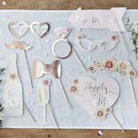 Kit accessoires photobooth mariage