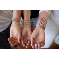 6 tatouages EVJF