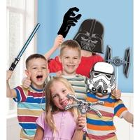 10 accessoires photobooth Star Wars