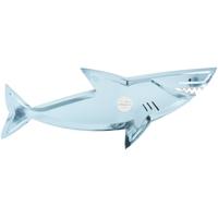 4 plats requin en carton