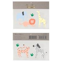 Tatouages safari
