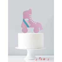 Cake topper personnalisé roller