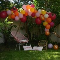 Guirlande de ballons Boho Dream