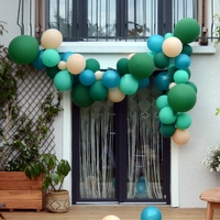 Guirlande de ballons Jungle fever