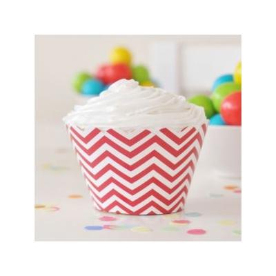 contour-cupcake-chevron-rouge