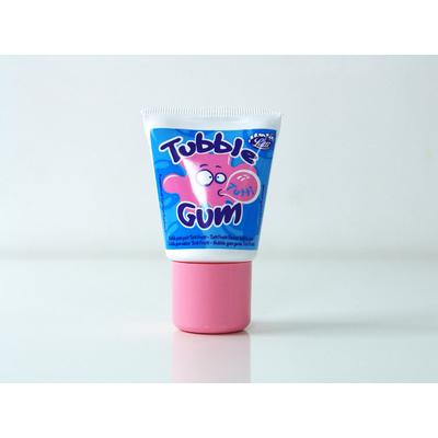 tubble-gum-tube-chewing-gum