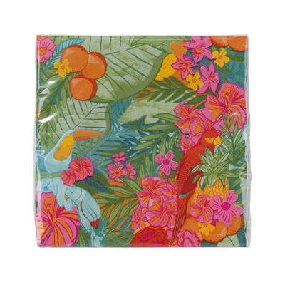 serviette-de-table-en-papier-tropical