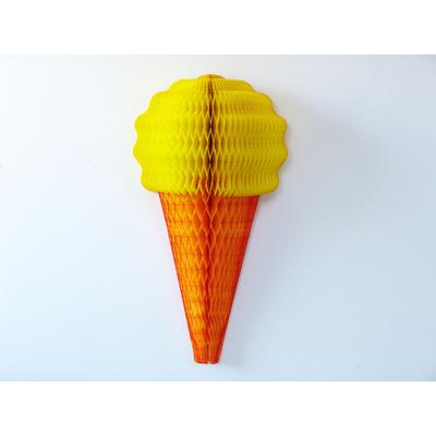 glace-alveolee-jaune