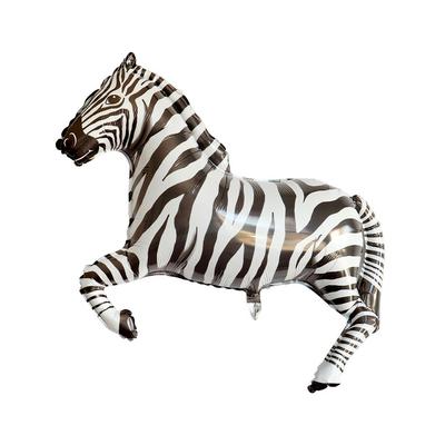 ballon-mylar-zebre