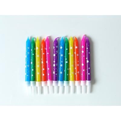 bougie-anniversaire-multicolore