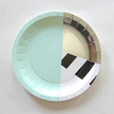 assiette-jetable-design-moderne-mint
