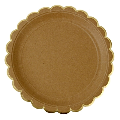 assiette-jetable-kraft-meri-meri
