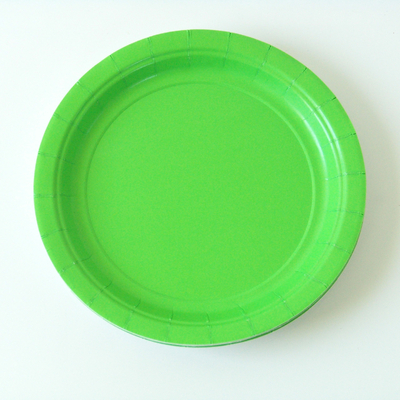 assiette-dessert-jetable-carton-vert