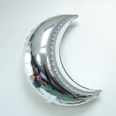 ballon-lune-argent